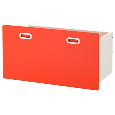 FRITIDS Box, red, 90x49x48 cm