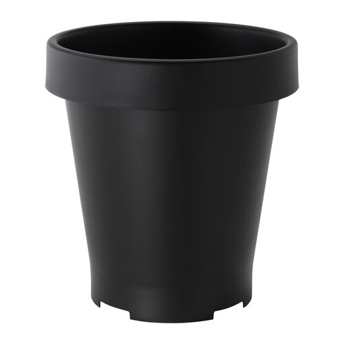 GRÄVA Plant pot   Lightweight, easy to lift and move.  Weather-resistant and durable.