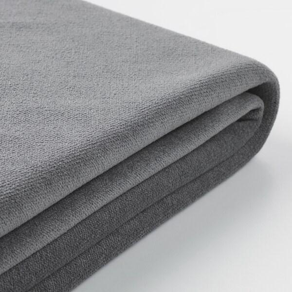 GRÖNLID Cover for 1-seat section, Ljungen medium grey