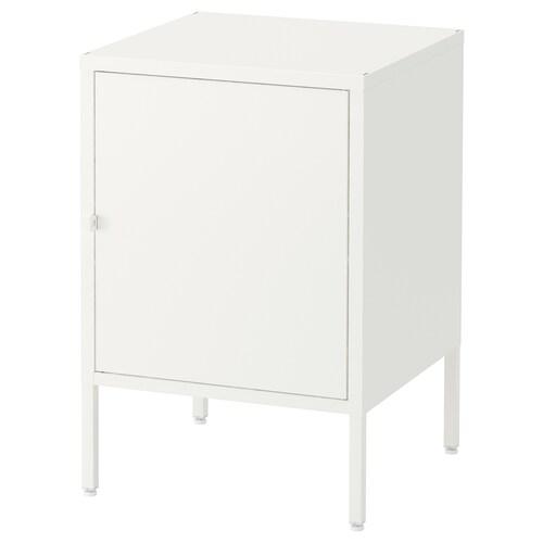HÄLLAN storage combination with doors white 45 cm 47 cm 67 cm