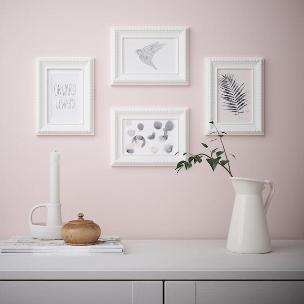 HIMMELSBY Frame, white, 10x15 cm