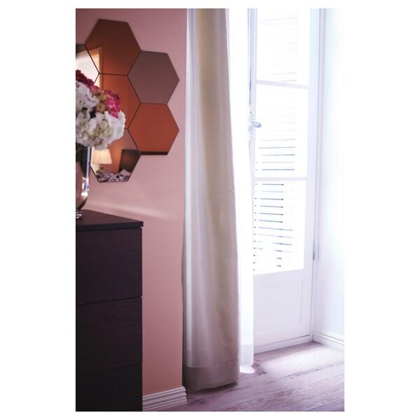 HÖNEFOSS Mirror, 18x21 cm 10 pieces