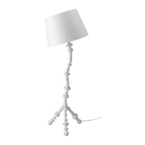 IKEA PS SVARVA Floor lamp   Adjustable head for easy directing of light.