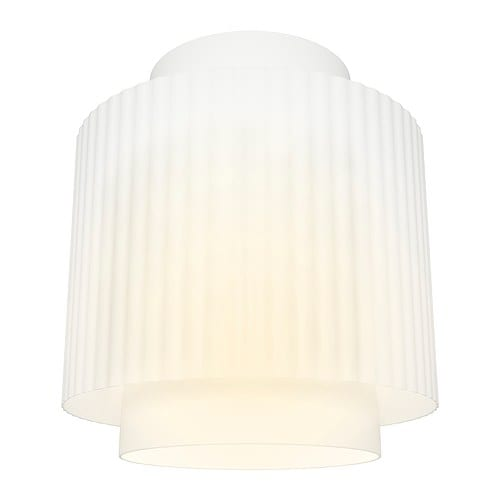 IKEA 365+ UTKIK Ceiling lamp   Diffused light; gives decorative patterns in the ceiling.