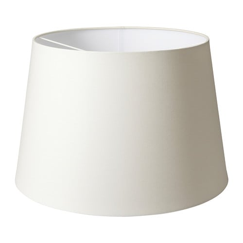 JÄRA Shade   Shade of textile; gives a diffused and decorative light.