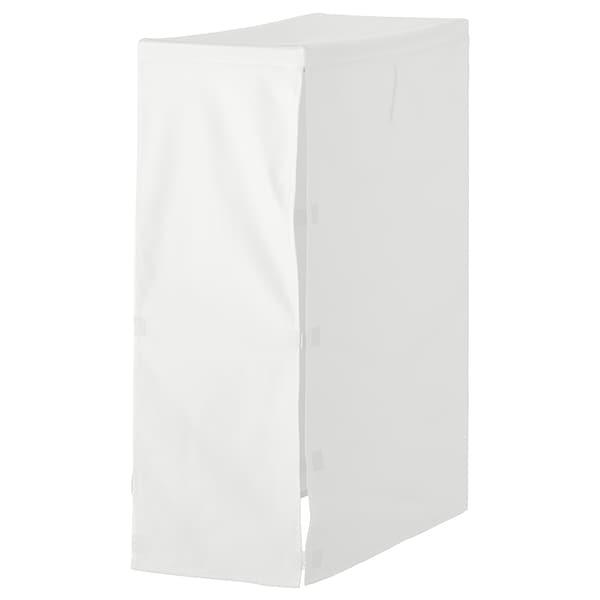 JONAXEL Cover, white, 25x51x70 cm