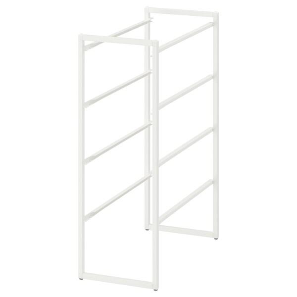 JONAXEL Frame, white, 25x51x70 cm