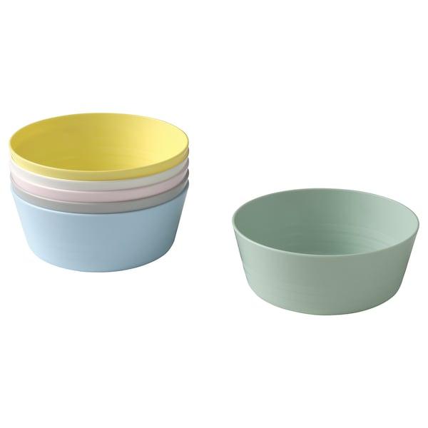 KALAS Bowl, mixed colours