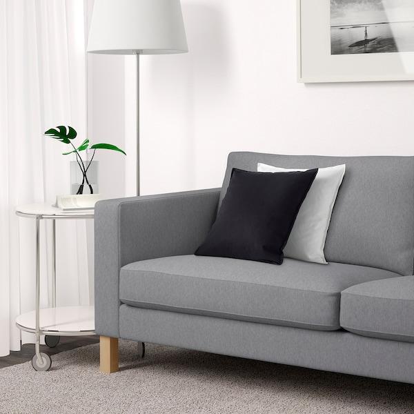 KARLSTAD Two-seat sofa, Knisa light grey