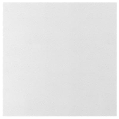 KLINGSTA Custom made wall panel, white mineral effect/acrylic, 1 m²x1.2 cm