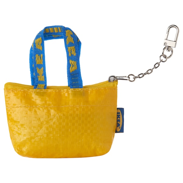 KNÖLIG Bag, small yellow