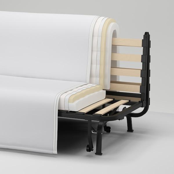 LYCKSELE MURBO Chair-bed, Vallarum cerise