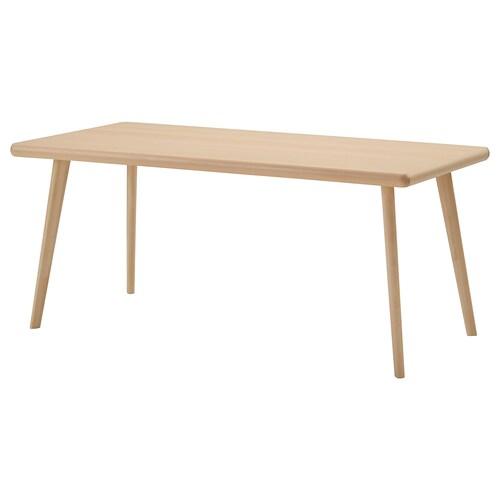 MARKERAD table beech/birch 170 cm 75 cm 75 cm