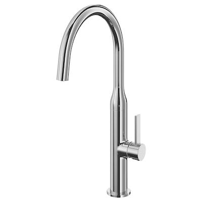 NYVATTNET Kitchen mixer tap, chrome-plated