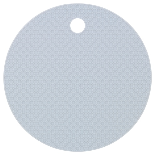 OMTÄNKSAM jar gripper light grey 15 cm