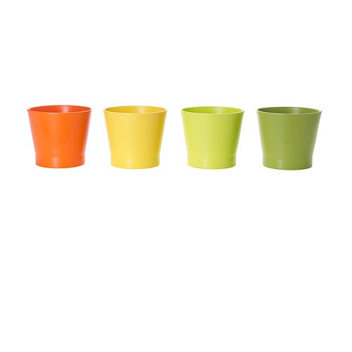 PAPAJA Plant pot   Lacquered interior; makes the plant pot waterproof.
