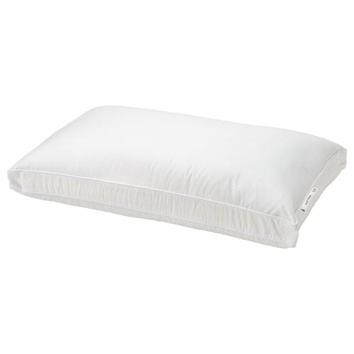 PRAKTVÄDD ergonomic pillow, side sleeper 41 cm 70 cm 15 cm