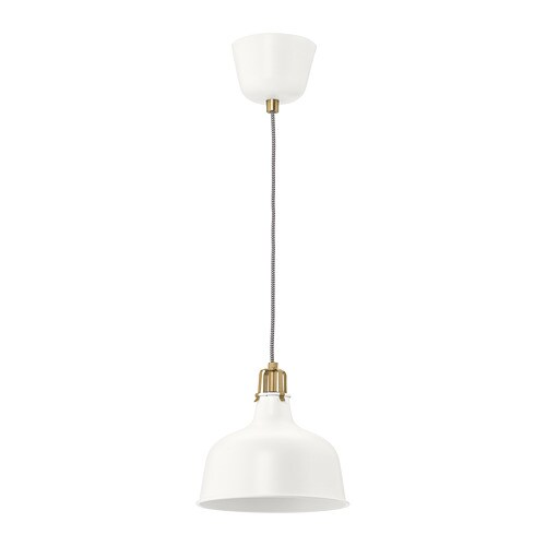 Ikea Ranarp Ceiling Lamp