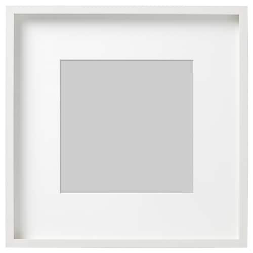 RIBBA frame white 50 cm 50 cm 30 cm 30 cm 29 cm 29 cm 4.5 cm 52 cm 52 cm