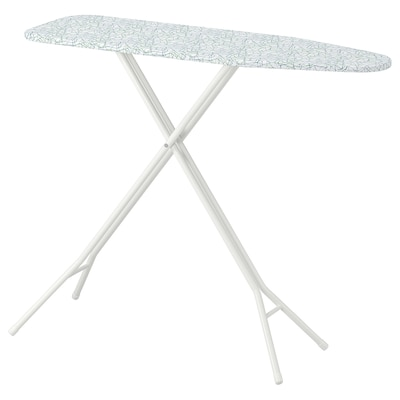 RUTER Ironing board, white, 108x33 cm