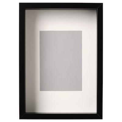 SANNAHED Frame, black, 21x30 cm