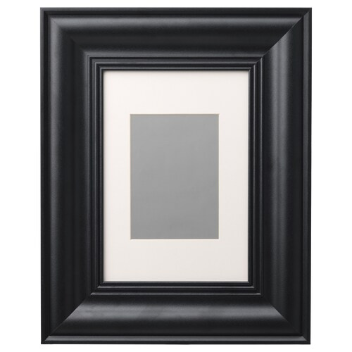SKATTEBY frame black 21 cm 30 cm 13 cm 18 cm 12 cm 17 cm