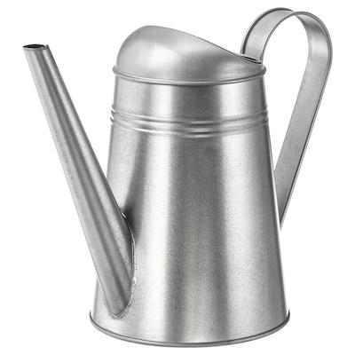 SOCKER Watering can, in/outdoor/galvanised, 2.6 l