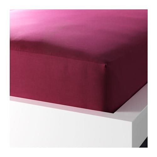 s mnig fitted sheet 140x200 cm ikea. Black Bedroom Furniture Sets. Home Design Ideas