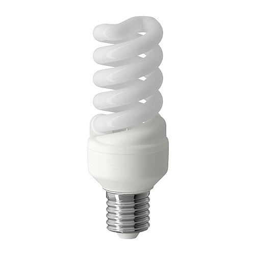 SPARSAM Low-energy bulb dimmable   Energy efficient; has up to 10 times longer life than an incandescent bulb.
