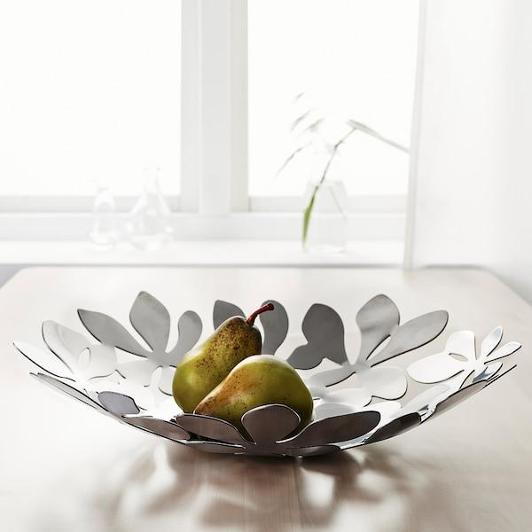 STOCKHOLM Bowl, stainless steel, 42 cm