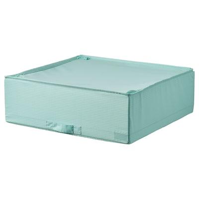 STUK Storage case, light turquoise, 55x51x18 cm