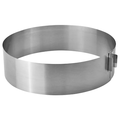 TÅRTBAK Baking frame, adjustable, 30 cm