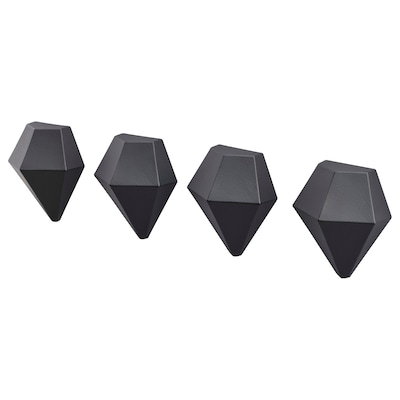 TOTEBO Magnet, black