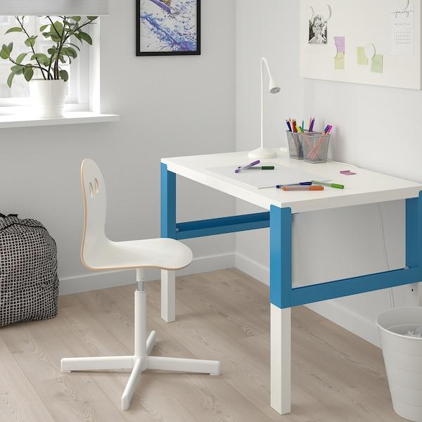 VALFRED / SIBBEN Children's desk chair, white