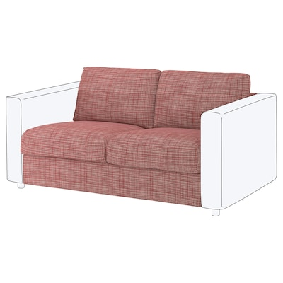 VIMLE 2-seat section, Dalstorp multicolour