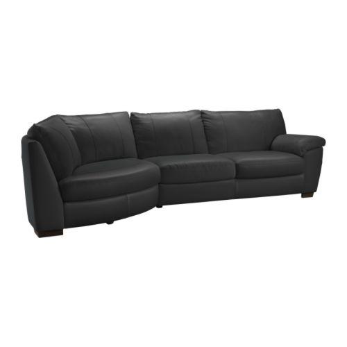 Home / Living room / Leather sofas / Corner sofas