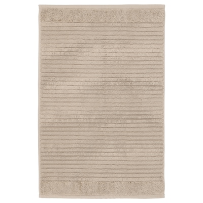 ALSTERN อัลสเติร์น พรมเช็ดเท้า, เบจ, 40x60 ซม.