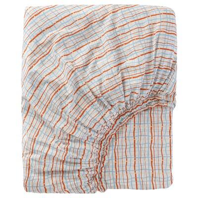 BEDYRA ผ้าปูที่นอนรัดมุม