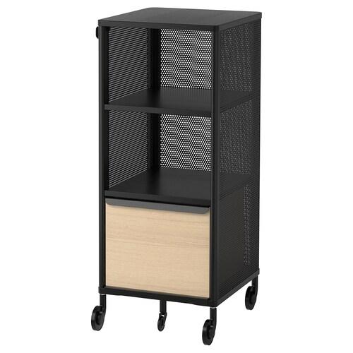 IKEA บีแคนท์ ตู้ลิ้นชักมีล้อเลื่อน