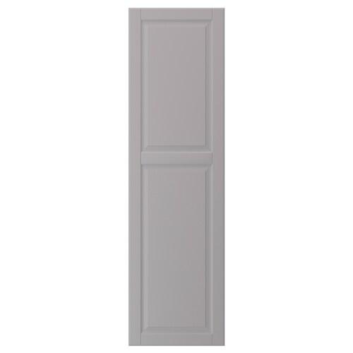 บู๊ดบิน บานตู้ เทา 39.7 ซม. 140.0 ซม. 40.0 ซม. 139.7 ซม. 1.9 ซม.