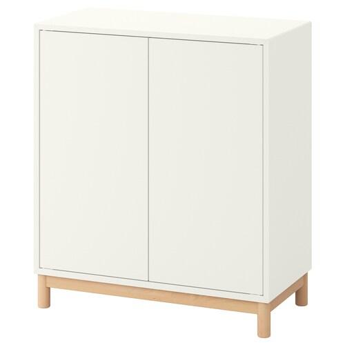 IKEA เอียคเกท ชุดตู้พร้อมขาตู้