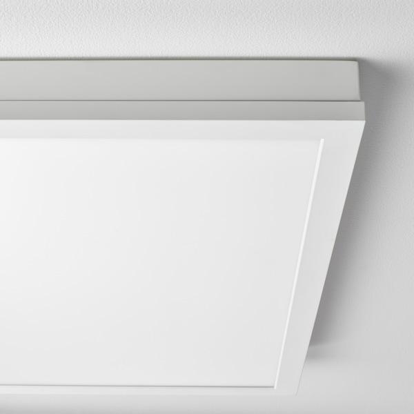 FLOALT ฟลูอัลต์ แผงไฟ LED, หรี่ไฟได้/สเปกตรัมสีขาว, 60x60 ซม.