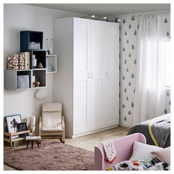 GRIMO กรีโม บานตู้, ขาว, 50x229 ซม.