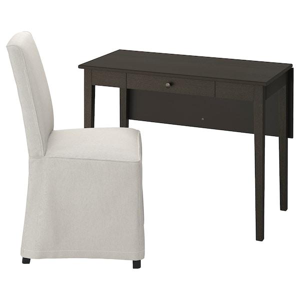 IDANÄS อิดาแนส / BERGMUND แบรีมุนด์ โต๊ะและเก้าอี้