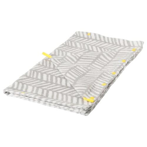 IKEA แคลมมิก ผ้าเช็ดตัวมีฮู้ด