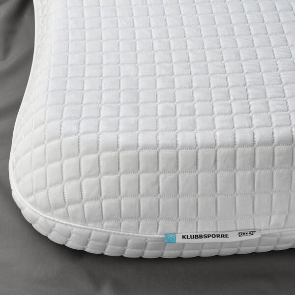 IKEA คลุบบ์สปอร์เร หมอนเออร์โกโนมิก รองรับหลายท่านอน