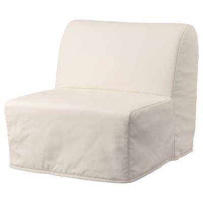 LYCKSELE LÖVÅS ลิคเซเล่ เลิฟโวส เก้าอี้ปรับนอนได้