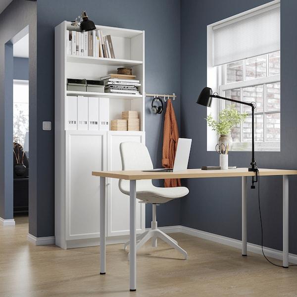 MÅLSKYTT มอลควิทท์ / ADILS อดิลส์ โต๊ะทำงาน