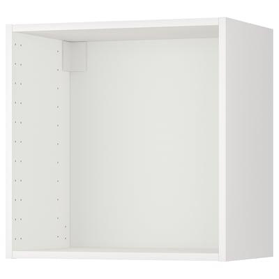 METOD เมท็อด โครงตู้แขวน, ขาว, 60x37x60 ซม.