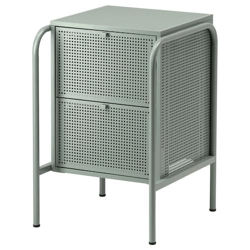 IKEA นิคเคบี ตู้ 2 ลิ้นชัก